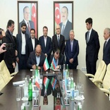 تفاهم نامه تولید تریلی بین ایران و آذربایجان