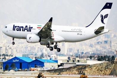 بازگشت پرواز تهران-لندن هما به دلیل نقص فنی