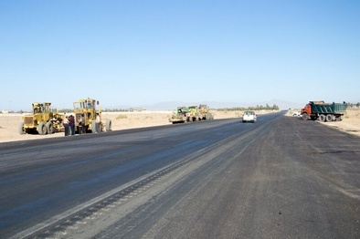 ۳۰۰ کیلومتر راه روستایی در کردستان آسفالت می شود