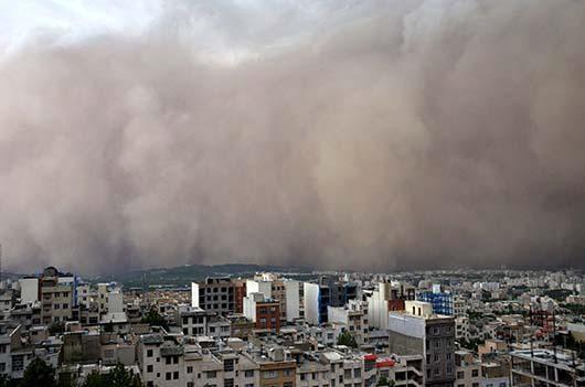 آمادگی نیروهای خدمات شهری برای مقابله با سیل و طوفانهای احتمالی تهران