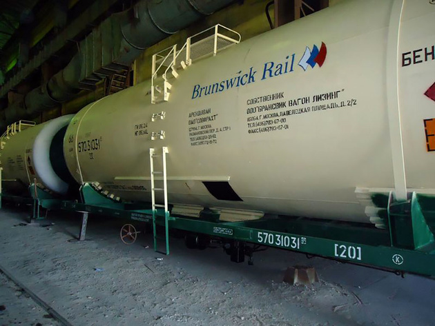 Brunswick Rail replaces leaseback facility