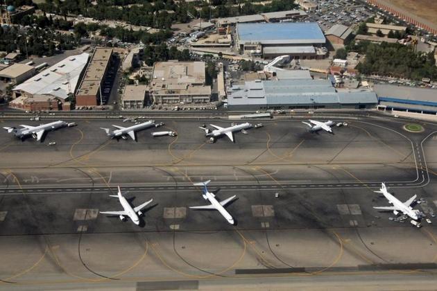 تعطیلی 4 ساعته فرودگاههای استان تهران در 29 فروردین
