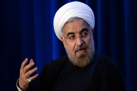 روحانی: منعی برای حضور شرکتهای آمریکایی در ایران نیست
