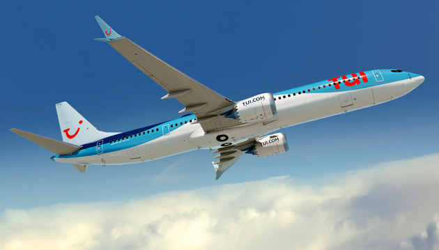 TUI Group Converts 18 Boeing 737 MAX Orders to the 737 MAX 10