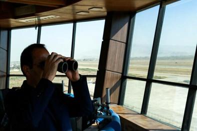 تجلیل از پیشکسوتان کنترل پرواز در شیراز