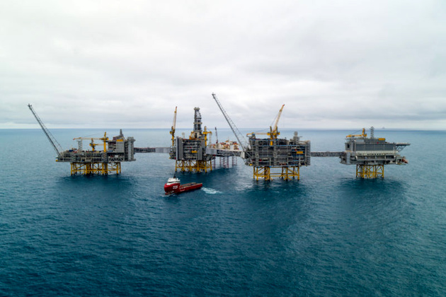 Norway's New Oil Mega-Project Clashes With Growing Focus on Climate