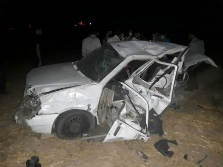 تصادفهای فوتی درون شهری استان سمنان ۴۰ درصد کاهش یافت