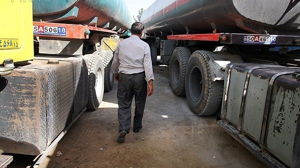 بحران حمل بار پس از کاهش سهمیه سوخت کامیونها