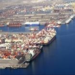 پهلوگیری پنجمین کشتی گندم ترانزیتی هند-افغانستان در چابهار