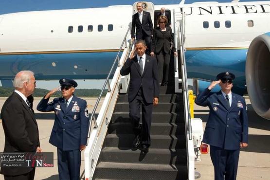 با هواپیمای رییس جمهور آمریکا آشنا شوید!