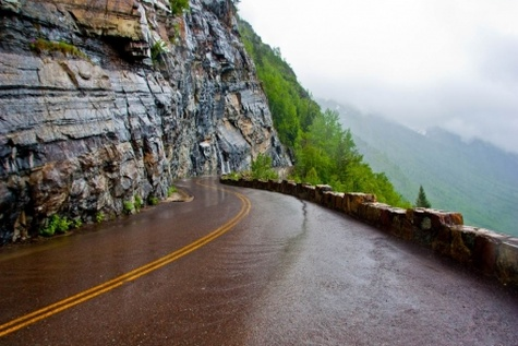 محدودیت ترافیکی در جاده های مازندران