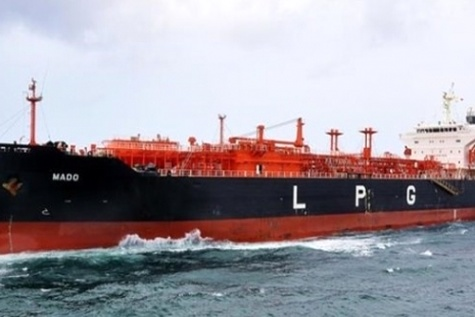 Indonesia receives Iran's first LPG cargo