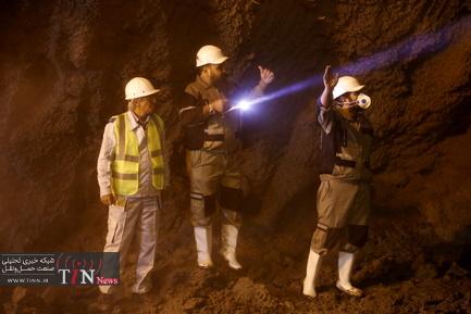 مراسم اتمام عملیات حفاری تونل شرقی البرز