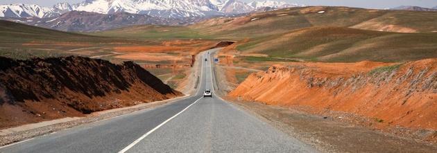 TIR promotes Afghanistan's role as a major transit hub