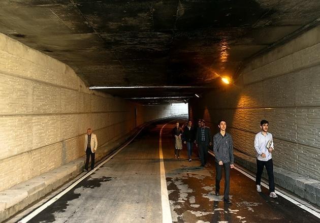 اجرای نخستین زیرگذر عابر پیاده در بخش مرکزی ارومیه
