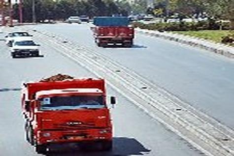 نصب سیستم ردیاب ماهوارهای برای کامیونهای ترانزیتی الزامی شد