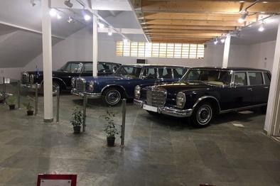 محمدرضا پهلوی چه خودروهایی سوار میشد؟