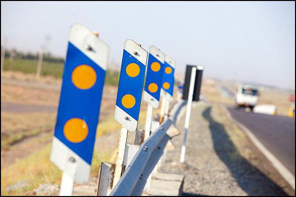 پیشنهاد استفاده از علایم افقی و تابلوهای هوشمند جادهای