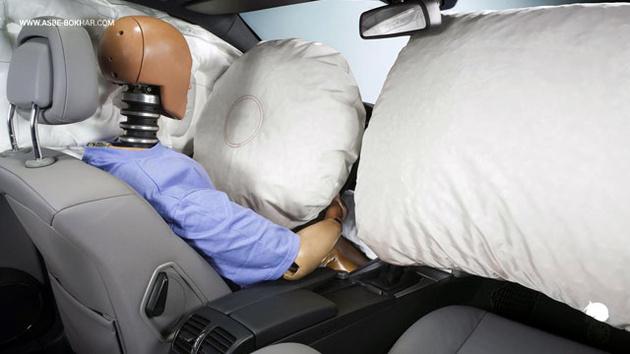 حذف چراغ خاموش ایربگ از روی برخی خودروهای داخلی