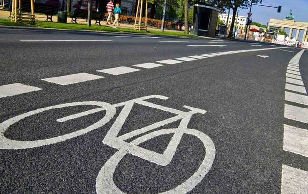 احداث ۴۴ کیلومتر مسیر دوچرخه سواری در شمال تهران