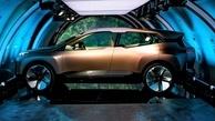 BMW's Tech-Stuffed Concept SUV Heralds Fancy, Electric Future