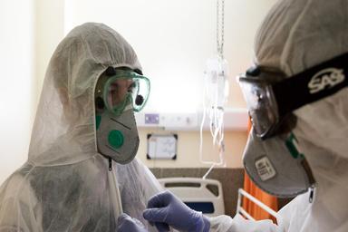 سه پزشک ایلامی به کرونا مبتلا شدند