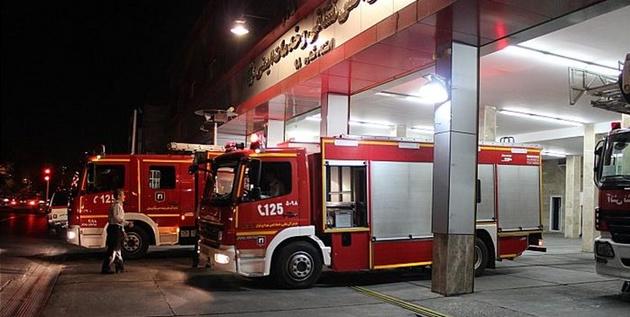 آماده باش ٣۵٠٠ آتش نشان در شب چهارشنبه آخر سال