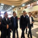 بازدید غیررسمی از راهآهن مراغه-ارومیه
