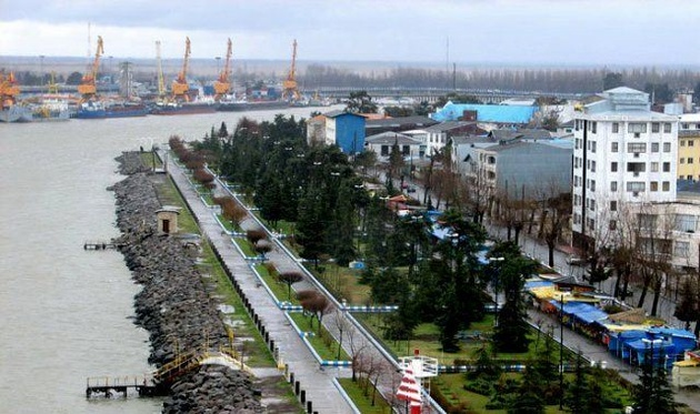 با راه اندازی بندر کاسپین حجم مبادلات بین ایران و روسیه افزایش پیدا می کند