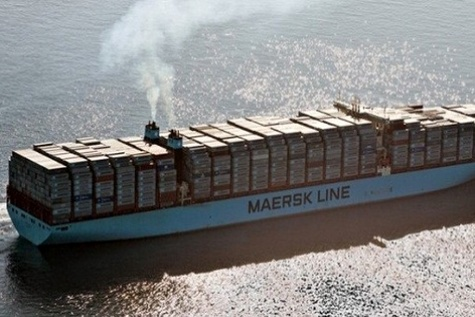 Maersk line improving its Asia - North Europe trade