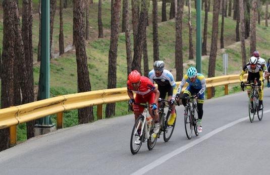 همایش دوچرخهسواری در جنگلهای چهارمحالبختیاری