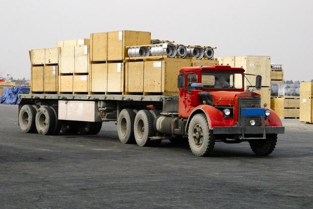 سرانجام نامشخص کامیونداران فرسوده سوار