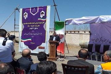 بازدید معاونآن وزیر راه و شهرسازی از جاده کلات مشهد