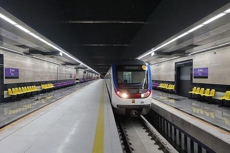 بهرهبرداری آزمایشی از فاز نخست قطار شهری اهواز پایان سال96 انجام میشود