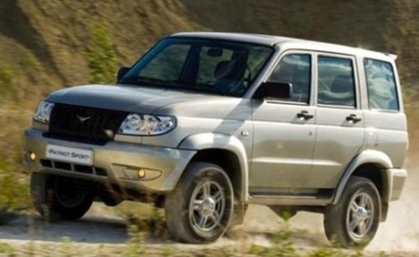 Russia to produce Patriot SUVs in Iran