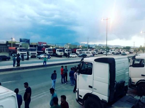 کامیونداران و فرجامی خوش برای اعتراضات صنفی