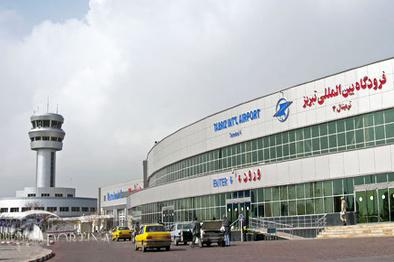 اتمام دو پروژه مهم فرودگاه تبریز تا پایان امسال