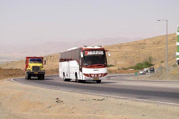 افزایش ۷.۵ درصدی تردد ورودی و خروجی در خراسان شمالی طی سال ۹۶
