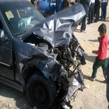 حادثه رانندگی در منطقه بلوچستان ۶ کشته و ۵ زخمی برجای گذاشت