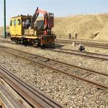 ۴۵ کیلومتر از مسیر راهآهن زاگرس بازسازی شد