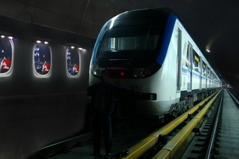 متروی تهران به فرودگاه امام(ره) میرسد