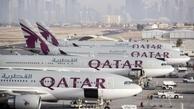پروازهای قطری به آسمان ایران منتقل شد