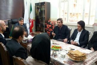◄ گزارش تصویری سفر مدیرعامل اتحادیه تاکسیرانیهای شهری کشور به بهارستان