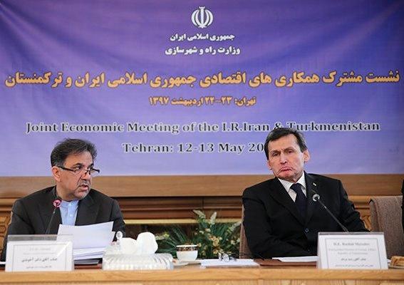 بررسی توسعه حملونقل میان ایران و ترکمنستان در نشست مشترک