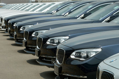 بازار خودروی مسافری اروپا ۲۴ درصد آب رفت