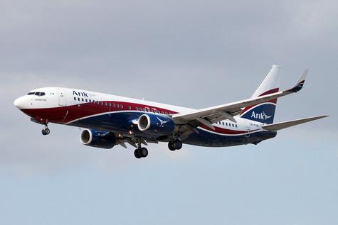 Arik Air Resumes Abuja-Accra Service
