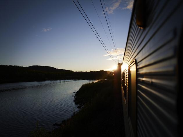 Sweden to fund international night trains