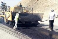 افتتاح پروژه احداث و آسفالت راه روستایی در شهرستان شیروان