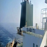 SABITI oil tanker, hit in Red Sea, to undergo repair
