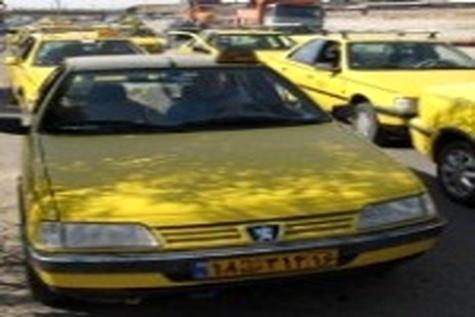 کرایه تاکسی در اصفهان افزایش نیافته است / استفاده ۶۰ درصد از رانندههای از تاکسیمتر
